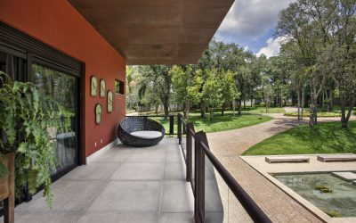 Casa de Fazenda Moderna