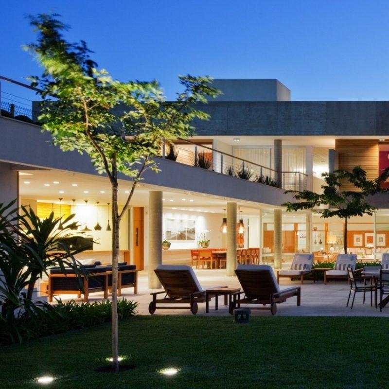 Linda casa de luxo