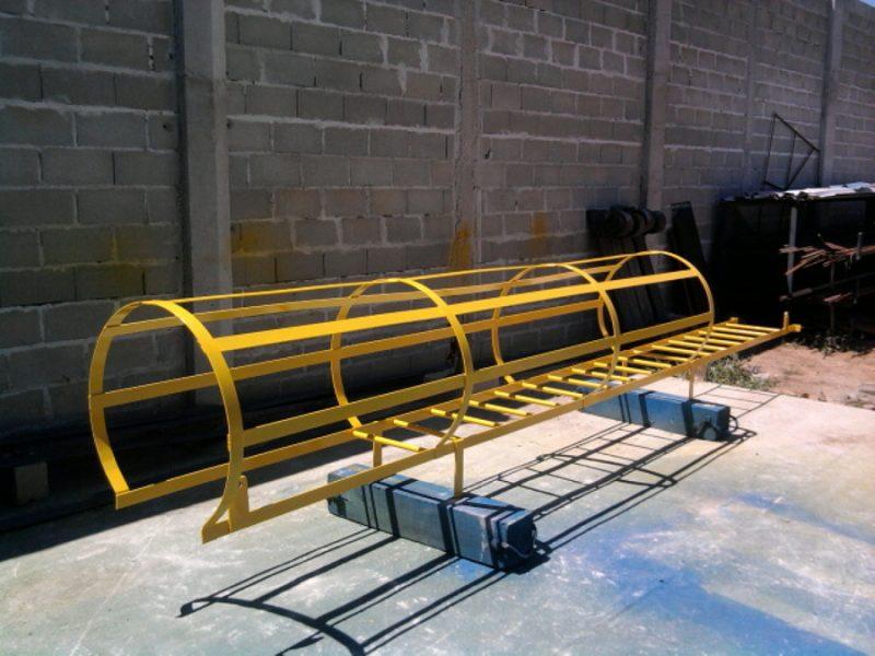 Estrutura de Escada marinheiro