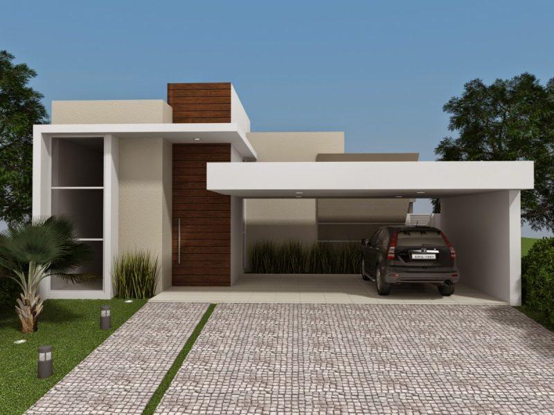 Projetos de casas plantas gr tis pequenas modernas for Disenos de casas 10x20