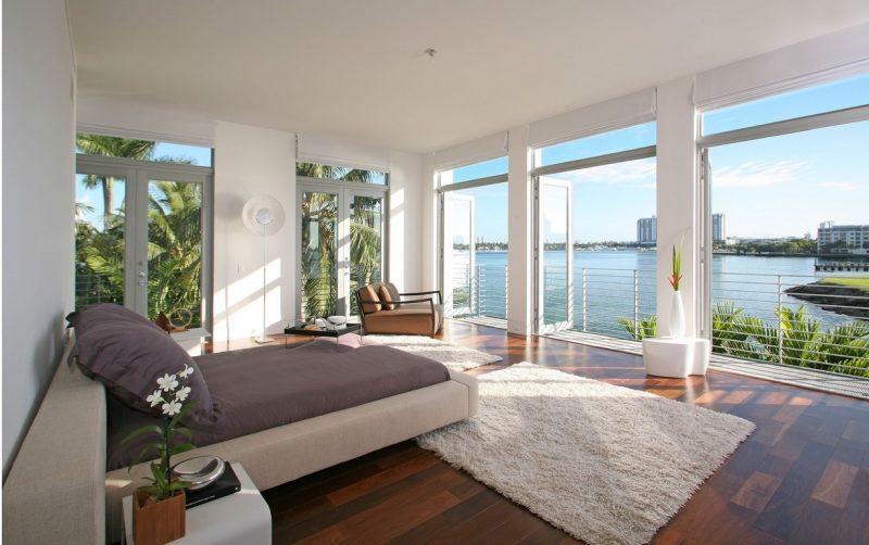 Casa com vista para baía