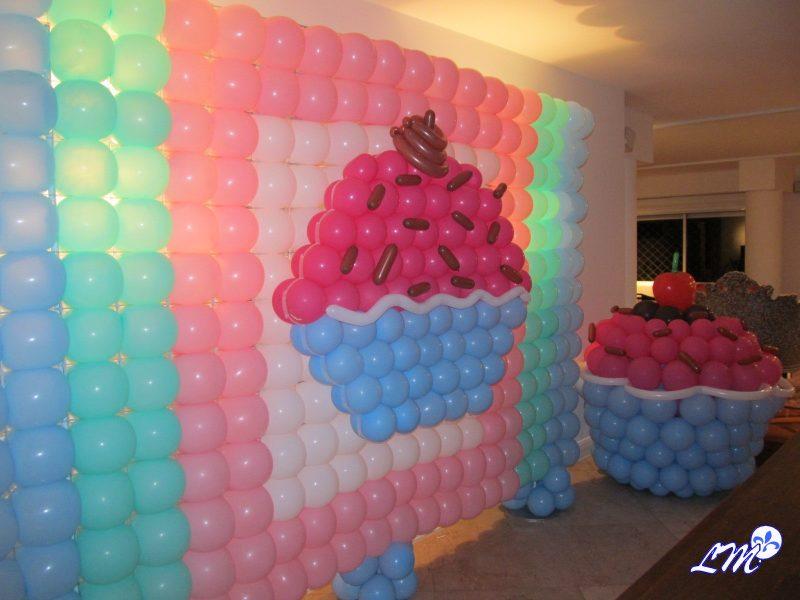 Decoração Simples Com Balões Como Fazer Passo A Passo Aqui