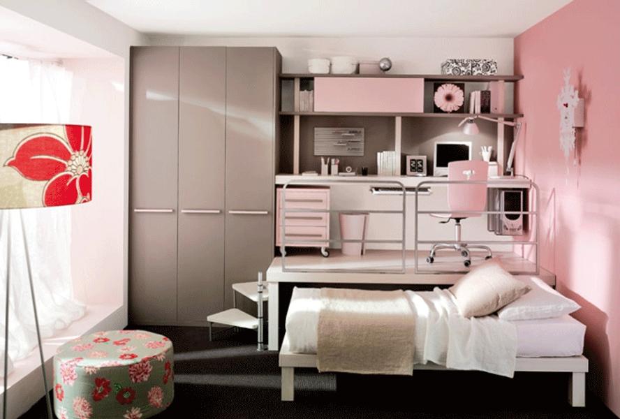Quarto de mo a ideias para decorar cores m veis veja j for Organization ideas for teenage girl bedrooms