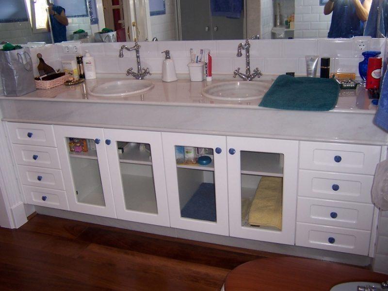 armario para banheiro de vidro