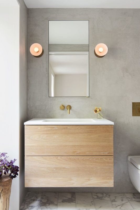 armário para banheiro pequeno