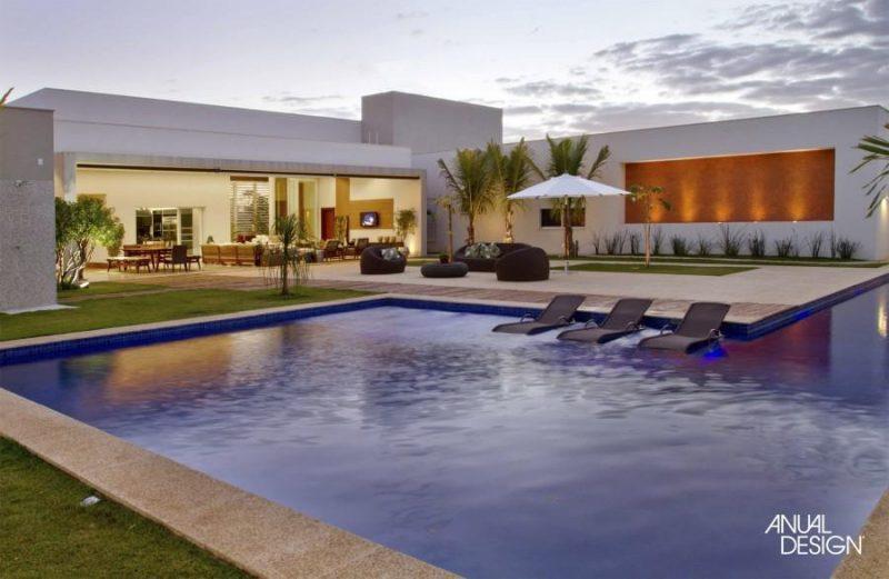 Casa em l planta de casa em l ed culas modelos fotos - Fotos de casas en forma de l ...