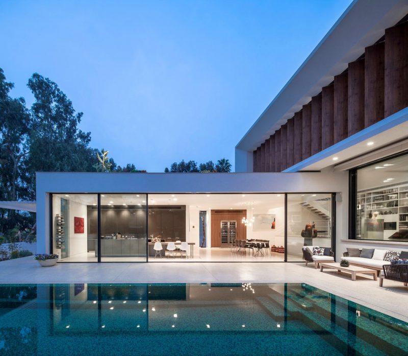 Casa em l planta de casa em l ed culas modelos fotos - Maison contemporaine exotique fernanda marques ...