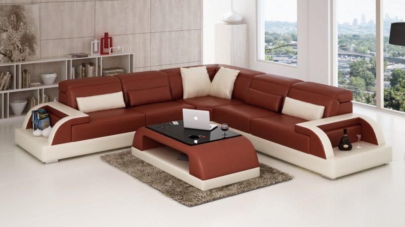 Modelos de sof modernos luxuosos de canto cama e mais for Modelos de sofas clasicos