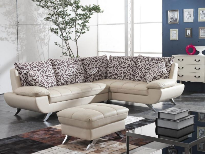 modelo de sofa para sala pequena