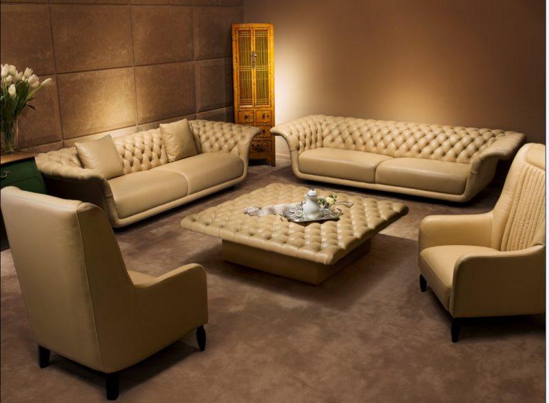 modelos de sofas luxuosos