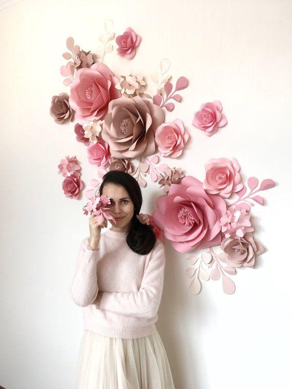Flor de Cartolina