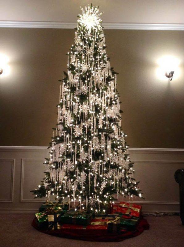 decoração de arvore de natal