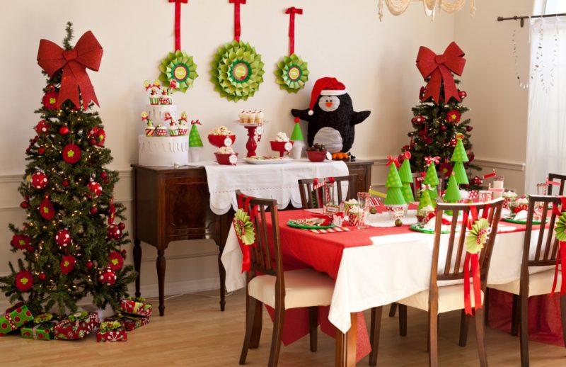 Decoração de Natal Barata