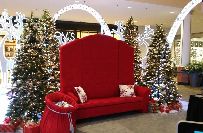 decoração de natal-loja