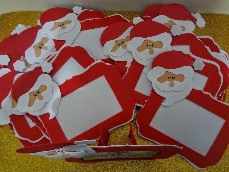 Cartões de Natal de EVA