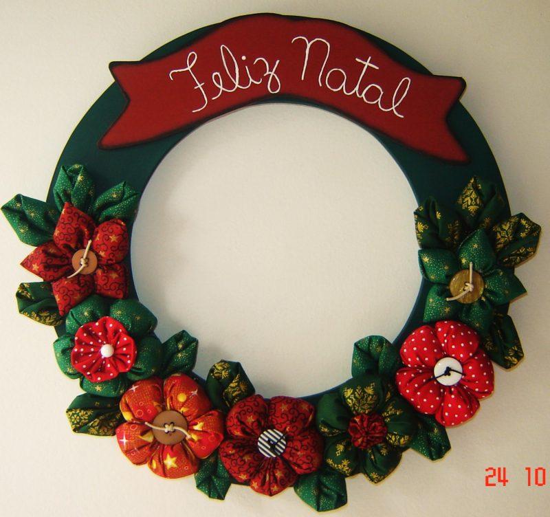 Guirlanda Decorativa de Natal