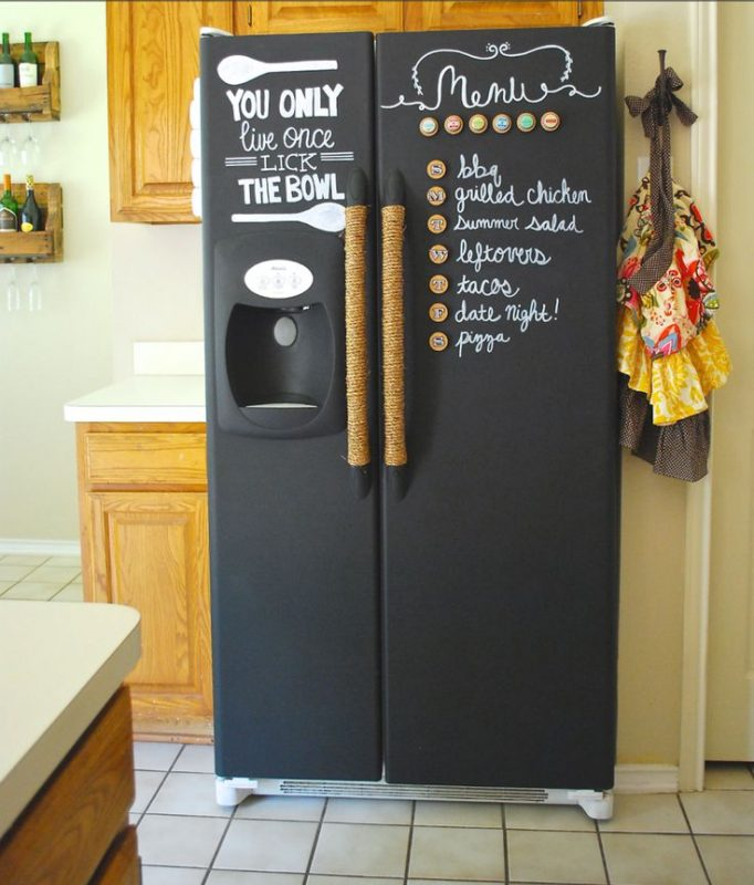 geladeira envelopada cerveja
