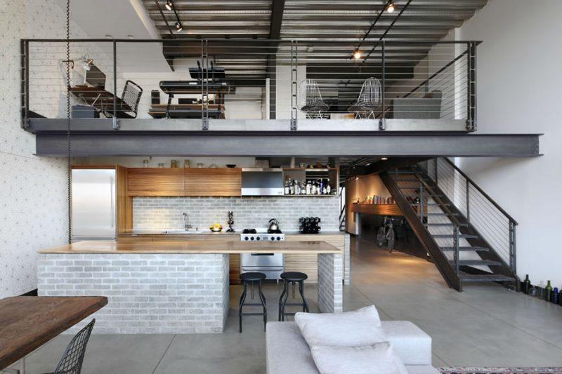 projeto de lofts