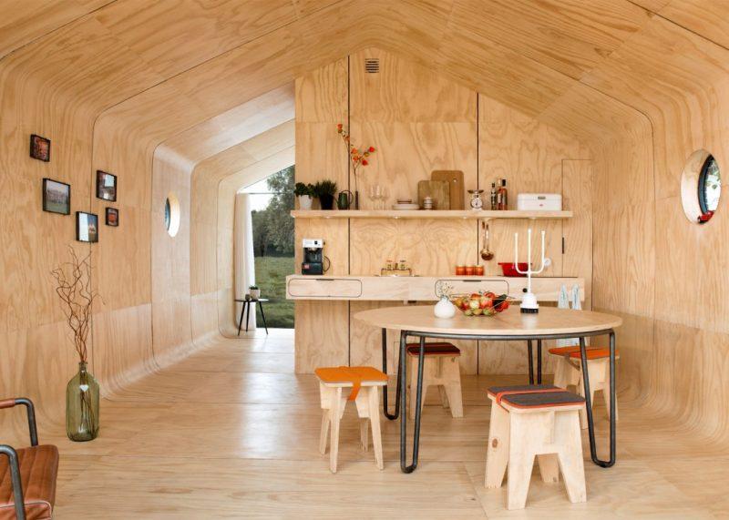 casas ecológicas - Wikkelhouse Holanda