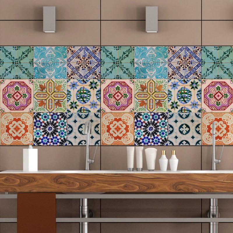 banheiro azulejo português