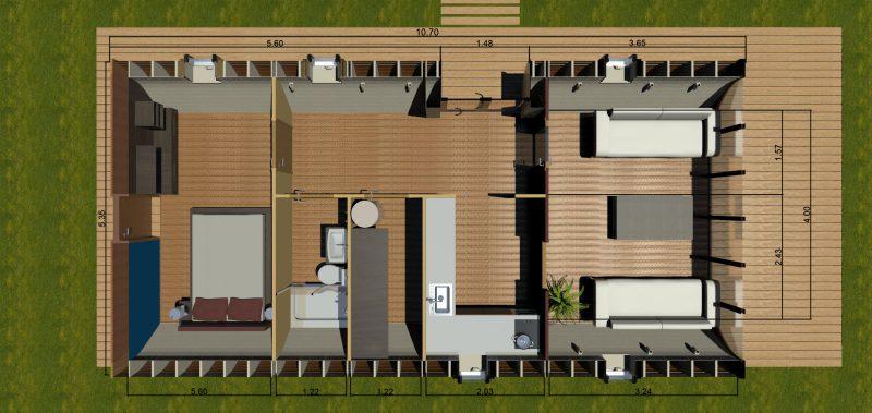 casas sustentáveis