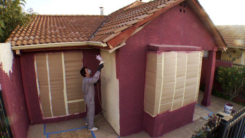 Pinturas de casas externas internas simulador de Pinturas para fachadas de casas