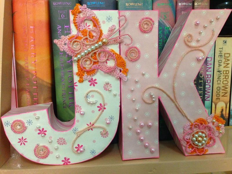 letras 3D
