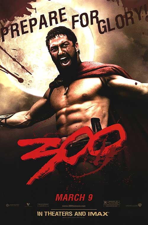 poster para imprimir filmes 300