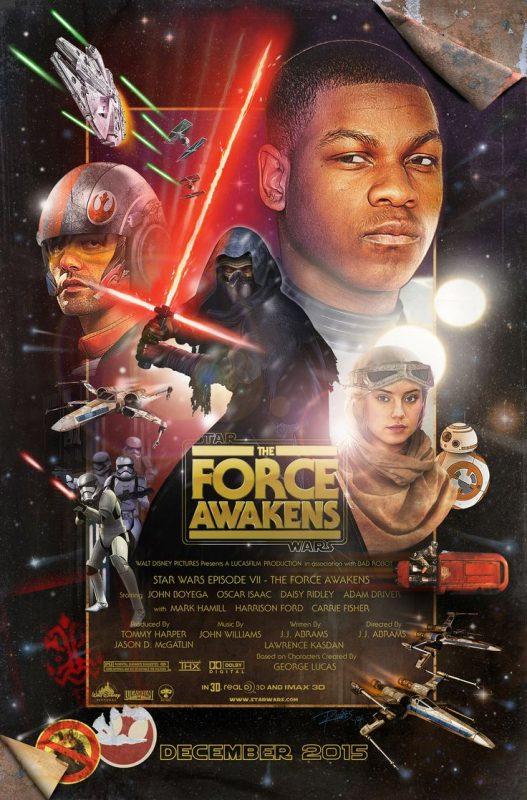 poster para imprimir star wars