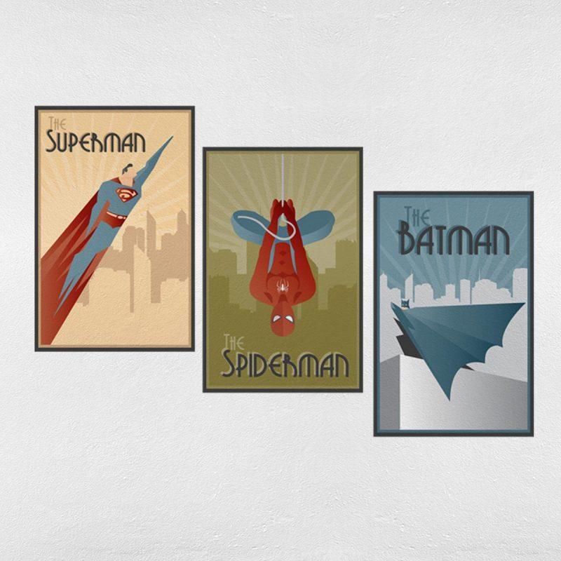 Posters Para Imprimir Gratis Filmes Jogos Series Retro