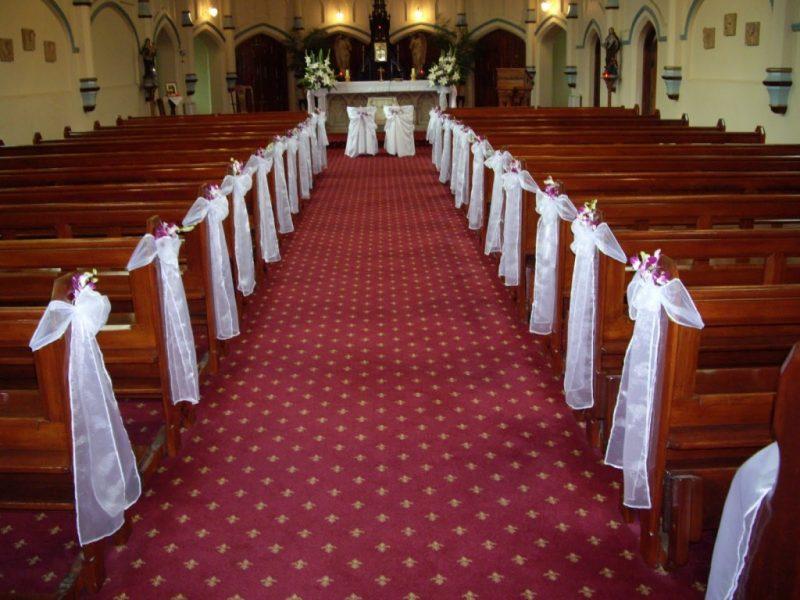 Decora 231 227 O De Igreja Para Casamento Dicas Arranjos De