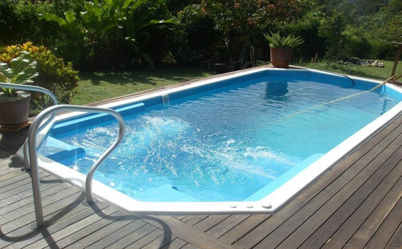 modelos de piscina de fibra