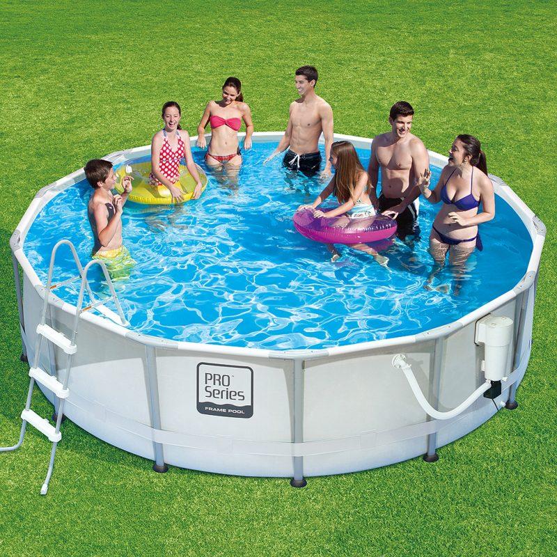 modelos de piscina plástico