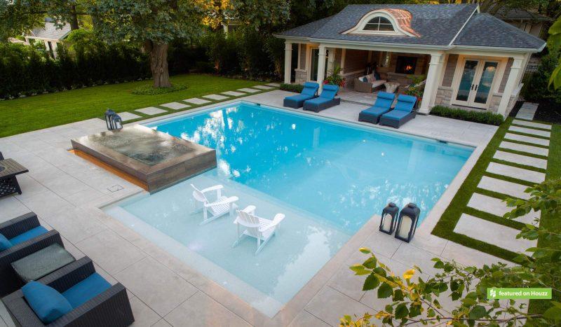 modelos de piscina estruturada