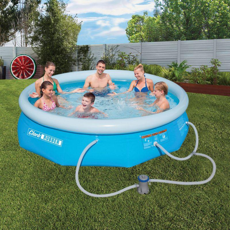 modelos de piscina inflável