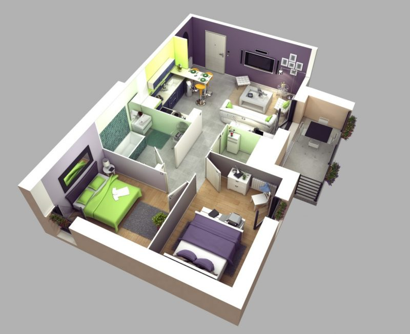 planta de casa online