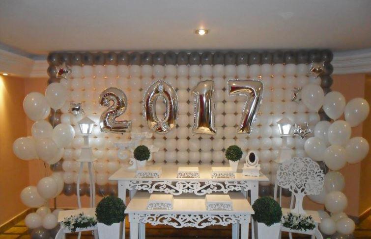 Decoração de Ano Novo 2018
