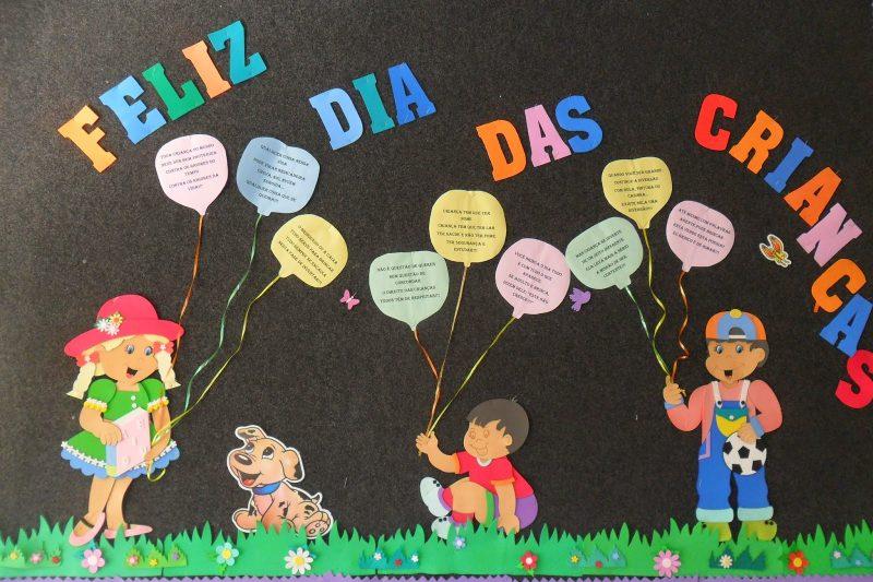 Dia das Crianças painel