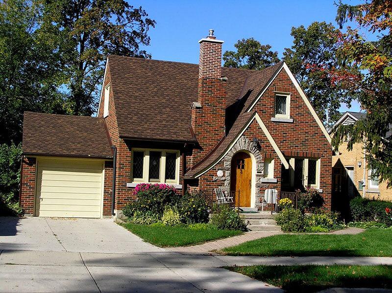Fachadas casa de campo