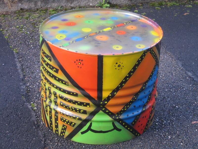 Decoração de Carnaval Com Material Reciclado