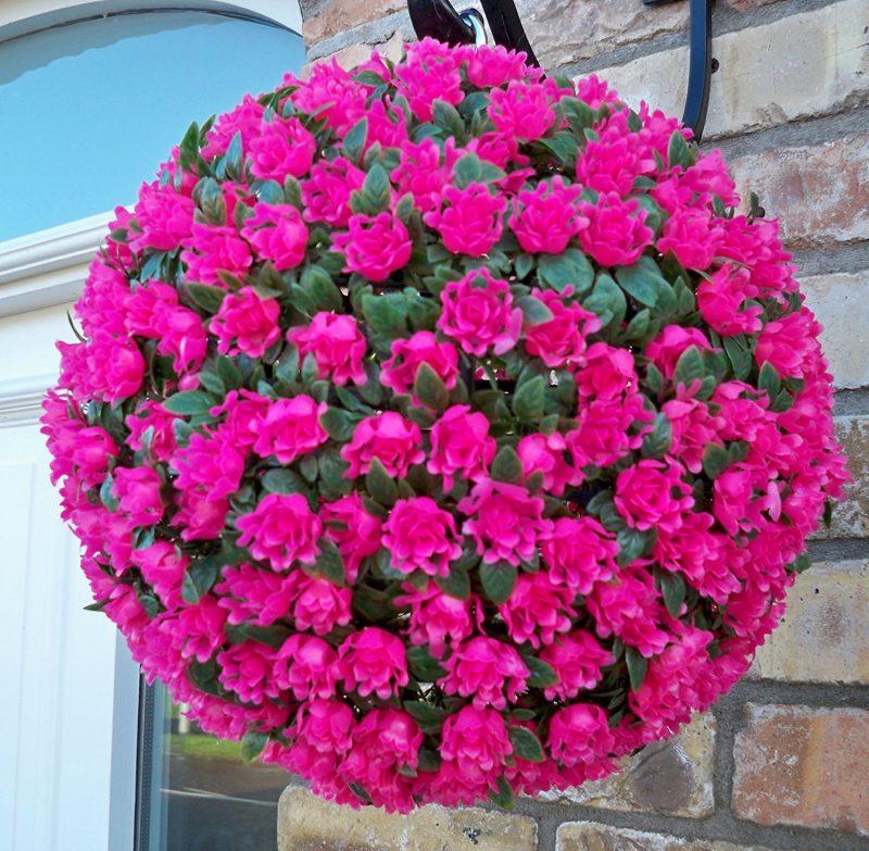 Topiárias de Flores