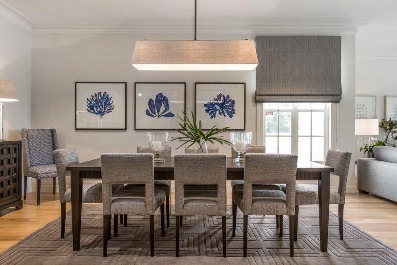 e169baea9 decoração com quadros-quadros para sala de jantar