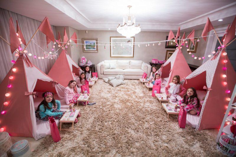Decoração Festa do Pijama