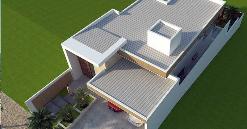 tipos de telhados -tipos de telhados modernos