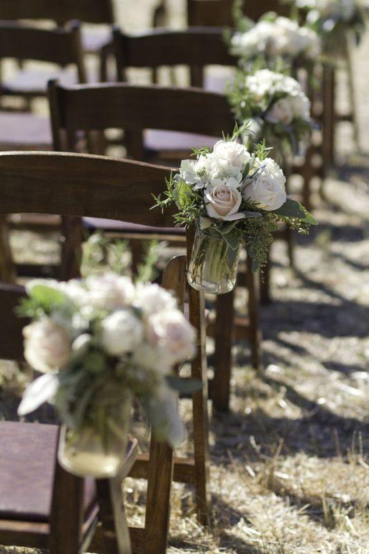 Casamento Rústico Simples