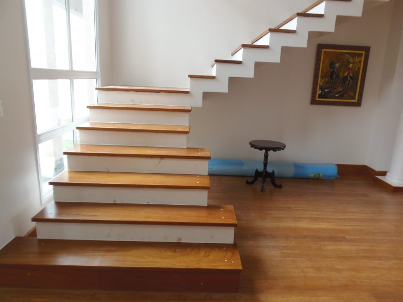 Escada em L