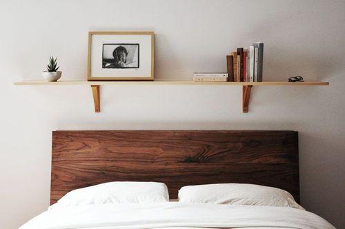 Prateleiras de madeira Para Quarto