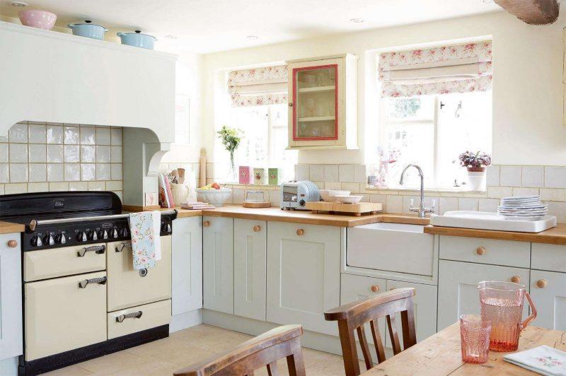 Cozinha de Luxo Branca