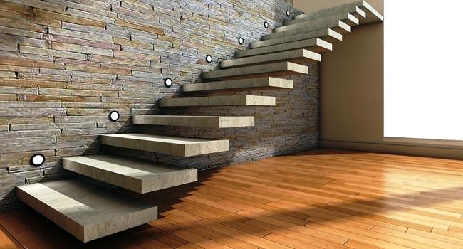 Tipos de Escadas