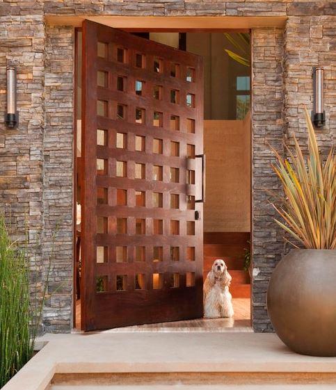 Portas de Entrada Grandes